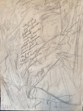 1981 ruth sketch